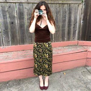 Retro Betsey Johnson Skirt